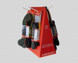 Freelance Designer Dunlop Boots Hevea