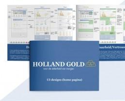 Holland-Gold_Rapport_UX-UI-onderzoek-redesign