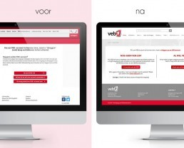 VEB_UI_visual_Design_login_voor-na